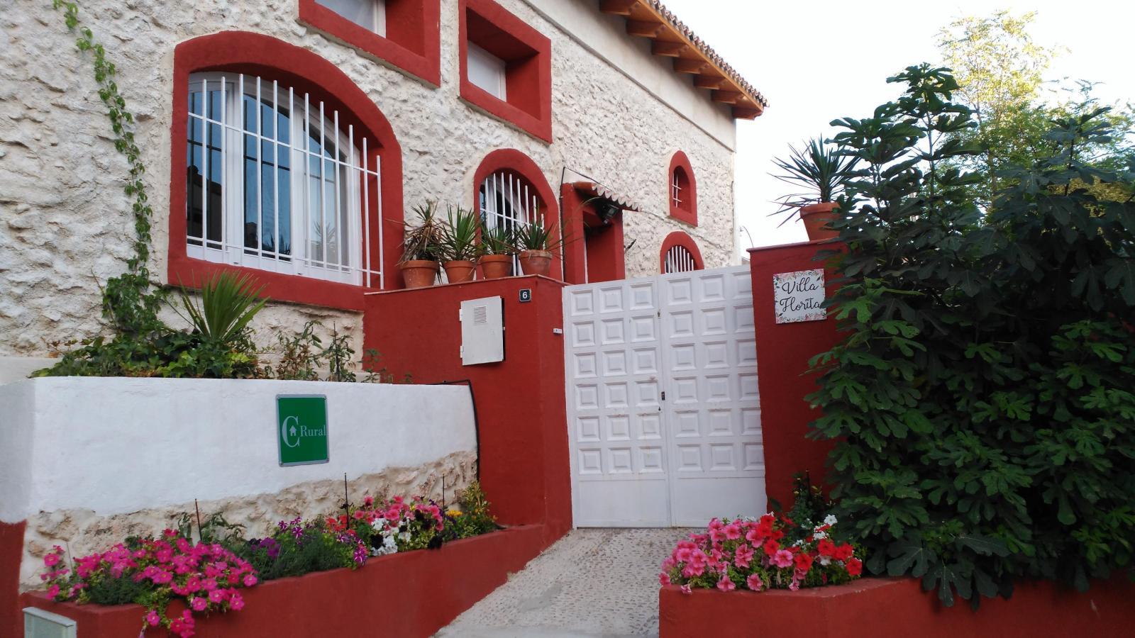casa rural con encanto cerca de madrid